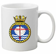 HMS AXFORD COFFEE MUG
