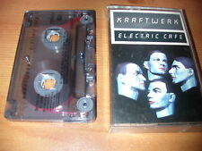 KRAFTWERK    ELECTRIC CAFE    CASSETTE