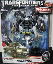 Transformers Leader Class Ironhide Dark of the Moon Mechtech Hasbro