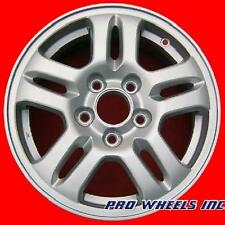 "HONDA CR-V 15X6"" SILVER FACTORY ORIGINAL WHEEL RIM 63842"