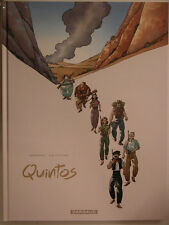 QUINTOS  **  LONG COURRIER  ** EO NEUF ANDREAS/COCHET