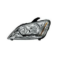 Ford Focus C-Max 2003-2007 LEFT side drivers halogen Headlight HELLA