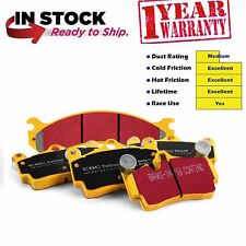 Honda Civic EP3 2.0 Type R Rear Performance Brake Pads EBC Yellowstuff DP41193R