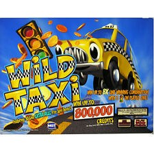 IGT I Game Plus 19 Top, Wild Taxi (81543500)