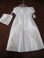L' Pety Canar White Dress Special Occasion Infantwear Size 3M 3 Months