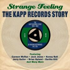 Strange Feeling: Kapp Records Story (2014, CD NEUF)2 DISC SET