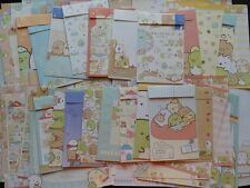 Stationery 20 Sumikko Gurashi Letter Set writing paper envelope san-x snail mail