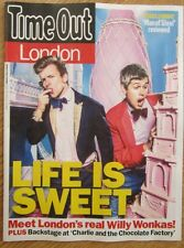 London's real Willy Wonkas and backstage – Time Out magazine – 11 June 2013