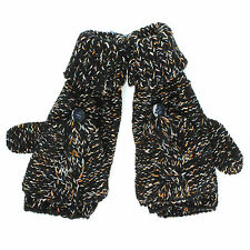 Simply Vera Wang Convertible Winter Mittens Gloves for Women - One Size