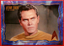 "STAR TREK TOS 50th Anniversary - ""THE CAGE"" - GOLD FOIL Chase Card #34"