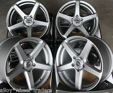 "18"" GM SPEC 2 ALLOY WHEELS FITS LEXUS MAZDA NISSAN TOYOTA MITSUBISHI MODELS"