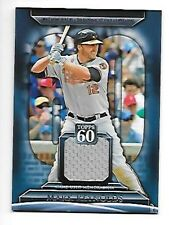 MARK REYNOLDS 2011 TOPPS 60 GAME USED MEMORABILIA #T60R-MR FREE COMBINED S/H