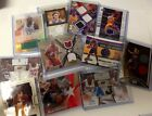 ALL-STAR LOT 15 BASKETBALL CARDS AUTO JERSEY AUTOGRAPH PATCH KOBE MELO ZO READ!