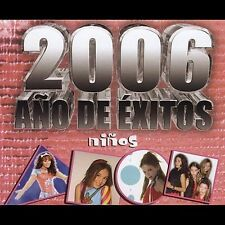 2006 Ano de Exitos: Ninos by Various Artists (CD, Nov-2005, Vene Music)