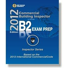 B2 ICC IBC Commercial Building Inspector Exam Practice Questions Workbook 2012