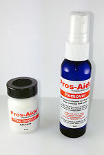 Professional Special Effects Makeup Artist Adhesive Pros-Aide 1 oz + Remover