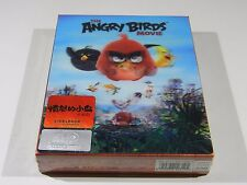 The Angry Birds Movie 3D+2D Blu-ray Steelbook HDzeta OOS/OOP #256/400