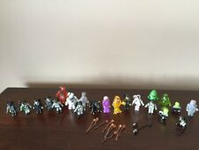 Lot of 18 Ghostbusters Minimates with lots of accessories And Some