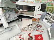 Bernina 830 Sewing/Quilting/Embroidery Machine with BSR Stitch Regulator