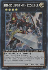 Yugioh Authentic Nistro Deck - Heroic Champion - Excalibur  - 41 Cards