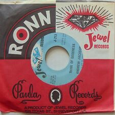 ANDREW JACKSON: Jesus Will Fix It RONN black gospel soul xo 45 hear NM-