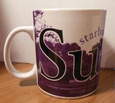 Starbucks Coffee City Mug Cup Suzhou Collector City 2004 16oz EUC Gift