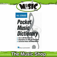 New Pocket Music Dictionary