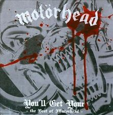 MOTORHEAD You'll Get Yours The Best Of CD BRAND NEW