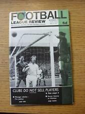 06/05/1967 Football League Review: No.37 - Clubs Featured Bolton Wanderers [Team