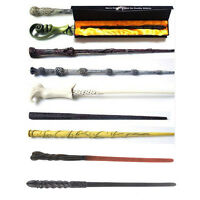 Deluxe Harry Potter Hogwarts HERMIONE Magic Wand Wizards Cosplay New with Box