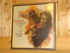 MICHAEL RABIN Paganini Caprices op.1 for Solo Violin CAPITOL 2x180g LP SPBR 8477