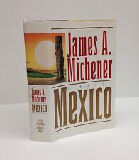 Mexico-James A. Michener-SIGNED!!!-INSCRIBED!!!-TRUE First Edition/1st Printing