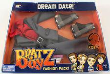 Bratz Boyz Boys Fashion Pack Dream Dates Clothes Koby Grey Suit Shoes Pants