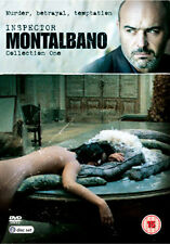 INSPECTOR MONTALBANO - COLLECTION ONE - DVD - REGION 2 UK