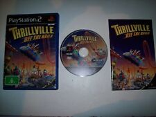 Thrillville Off The Rails Great Game For PS2