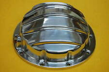 10 Bolt Rear End Differential Cover Gm Polsihed Aluminum Fits Camaro Chevelle