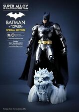 BATMAN SUPER ALLOY 1/6 LIMITED EDITION METALLIC PAINT PREMIUM JIM LEE FIGURE