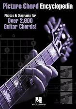 Picture Chord Encyclopedia : Photos and Diagrams for 2,600 Guitar Chords!...