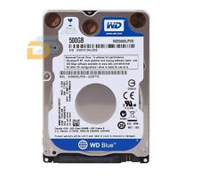 "HARD DISK INTERNO 2,5"" 500 GB WD WESTERN DIGITAL SATA 3 6Gb/s 500GB 5400 RPM 8MB"