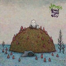 J Mascis Several Shades Of Why coloured vinyl LP NEW sealed