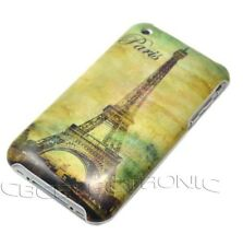 New Paris Eiffel Tower gloss hard case cover for iphone 3g 3gs