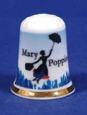 Mary Poppins 'Exclusive' China Thimble B/43