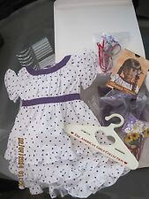 American Girl Kirsten Midsummer Outfit RETIRED COMPLETE Box New in Box  NIB