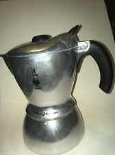 BIALETTI Mukka Express Italian Stovetop 2-Cup Cappuccino, Latte Maker Coffee Pot
