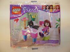 Lego Friends Set 30102 Olivia's Desk, Sealed Promo Polybag, 26 pcs.