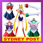 Sailor Moon Costume Cosplay Uniform Fancy Dress Up Sailormoon Party Outfit Glove