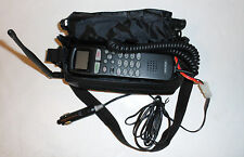 Vintage Audiovox Brick Cell and Portable Vehicle Cell Phone - as is, untested