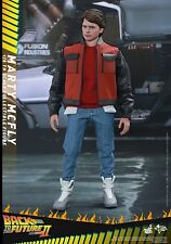 Hot Toys Back to The Future Part II 1/6th Marty McFly Collectible Figure MMS379