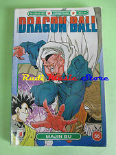 FUMETTO DRAGON BALL 56 DRAGON BALL Luglio 1997 MAJIN BU Toriyama STAR COMICS