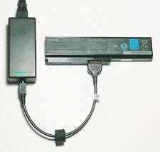 External Laptop Battery Charger for Toshiba L645D L650D L655 L655D L675, PA3817U